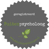 Badge De Buitenpsychologen
